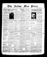 Acton Free Press (Acton, ON), July 6, 1939