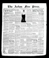 Acton Free Press (Acton, ON), July 13, 1939
