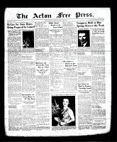 Acton Free Press (Acton, ON), August 17, 1939