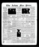 Acton Free Press (Acton, ON), January 4, 1940