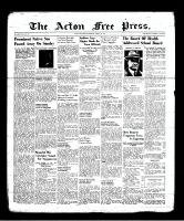 Acton Free Press (Acton, ON), April 4, 1940