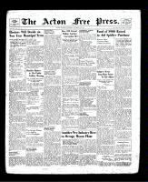 Acton Free Press (Acton, ON), October 17, 1940