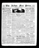 Acton Free Press (Acton, ON), October 24, 1940
