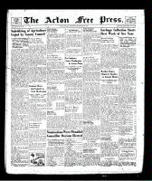 Acton Free Press (Acton, ON), December 19, 1940