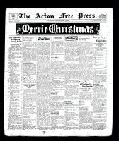 Acton Free Press (Acton, ON), December 24, 1940