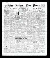Acton Free Press (Acton, ON), February 27, 1941