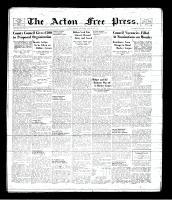 Acton Free Press (Acton, ON), March 20, 1941