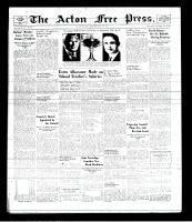 Acton Free Press (Acton, ON), May 8, 1941