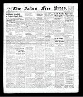 Acton Free Press (Acton, ON), May 15, 1941