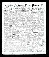 Acton Free Press (Acton, ON), August 14, 1941
