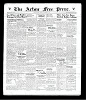 Acton Free Press (Acton, ON), September 4, 1941