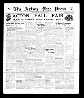 Acton Free Press (Acton, ON), September 11, 1941