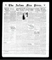 Acton Free Press (Acton, ON), September 18, 1941