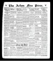 Acton Free Press (Acton, ON), November 20, 1941