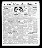 Acton Free Press (Acton, ON), January 1, 1942