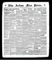Acton Free Press (Acton, ON), January 29, 1942