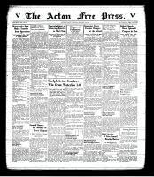 Acton Free Press (Acton, ON), February 5, 1942