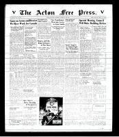Acton Free Press (Acton, ON), February 26, 1942