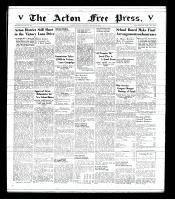 Acton Free Press (Acton, ON), March 5, 1942