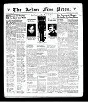 Acton Free Press (Acton, ON), October 29, 1942