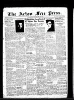 Acton Free Press (Acton, ON)26 Apr 1945