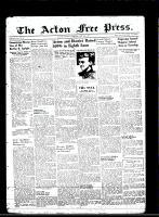 Acton Free Press (Acton, ON)24 May 1945