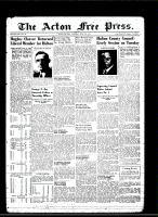 Acton Free Press (Acton, ON)14 Jun 1945