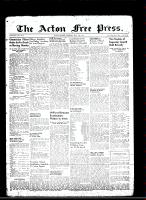 Acton Free Press (Acton, ON)12 Jul 1945