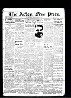 Acton Free Press (Acton, ON)11 Oct 1945