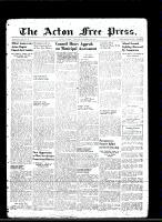 Acton Free Press (Acton, ON)18 Oct 1945