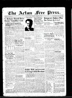 Acton Free Press (Acton, ON)6 Dec 1945