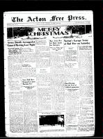 Acton Free Press (Acton, ON), December 20, 1945