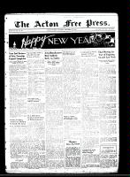 Acton Free Press (Acton, ON), December 27, 1945
