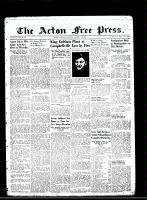Acton Free Press (Acton, ON)3 Jan 1946