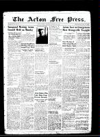Acton Free Press (Acton, ON)10 Jan 1946