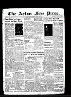 Acton Free Press (Acton, ON)24 Jan 1946