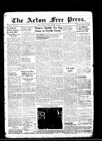 Acton Free Press (Acton, ON)31 Jan 1946