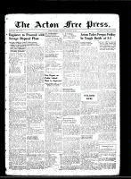 Acton Free Press (Acton, ON)7 Feb 1946