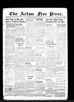 Acton Free Press (Acton, ON)21 Feb 1946