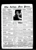 Acton Free Press (Acton, ON)28 Mar 1946