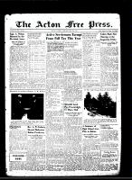 Acton Free Press (Acton, ON)23 May 1946