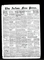 Acton Free Press (Acton, ON)30 May 1946