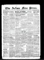 Acton Free Press (Acton, ON), June 6, 1946