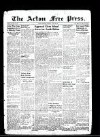 Acton Free Press (Acton, ON)13 Jun 1946