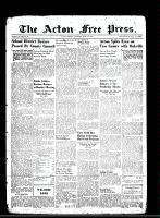 Acton Free Press (Acton, ON)27 Jun 1946