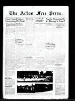 Acton Free Press (Acton, ON)12 Sep 1946