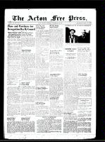 Acton Free Press (Acton, ON)19 Sep 1946