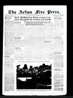 Acton Free Press (Acton, ON)26 Sep 1946