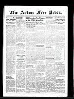 Acton Free Press (Acton, ON)3 Oct 1946