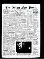 Acton Free Press (Acton, ON), October 24, 1946